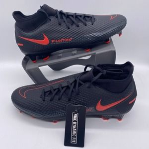 Nike Phantom GT Academy Dynamic Black Red Mens